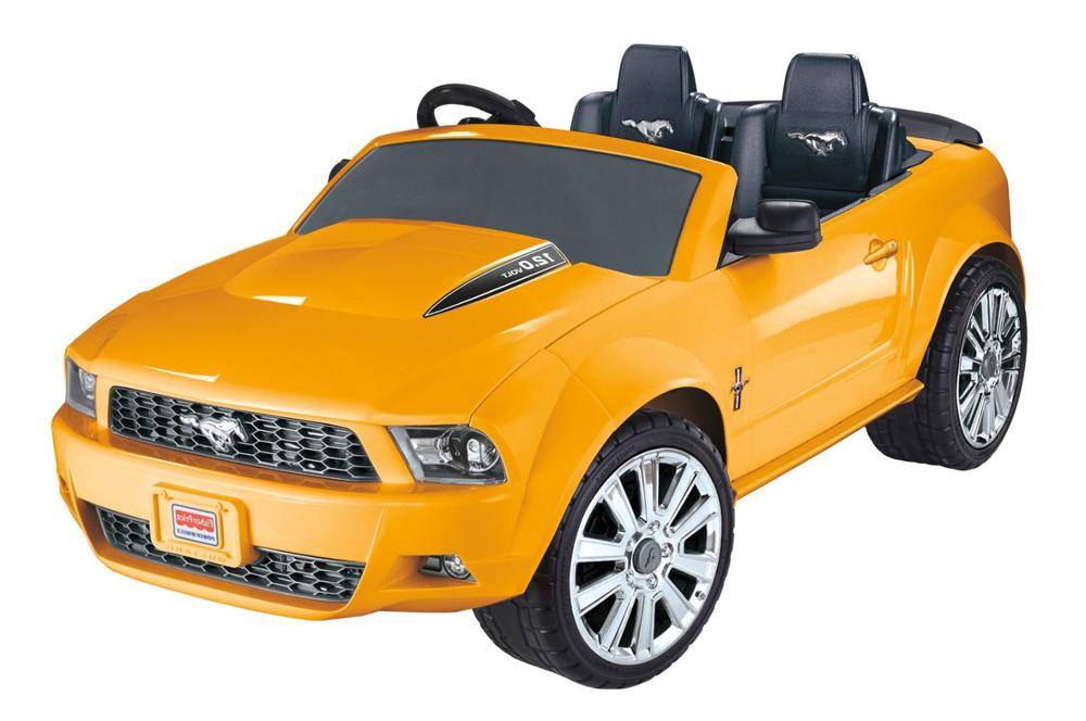 AMAZON MUSTANG FISHER PRICE ESPAÑA