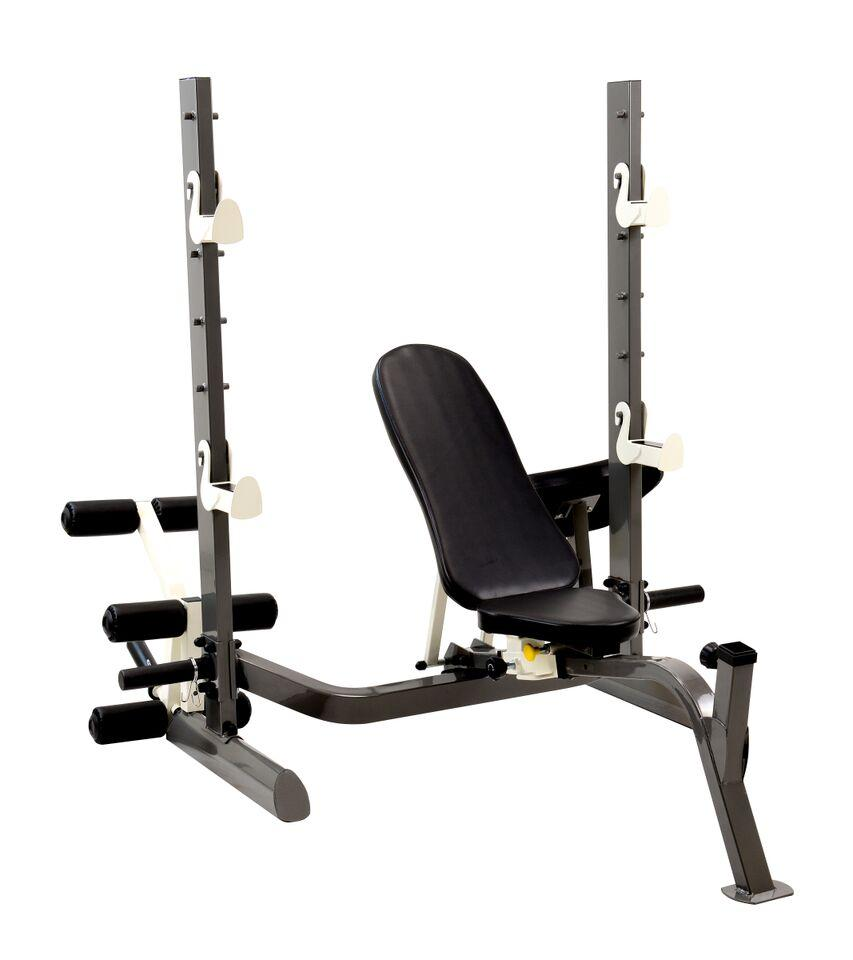 Amazon Com Marcy Mwb 70205 Olympic Bench Sports Amp Outdoors