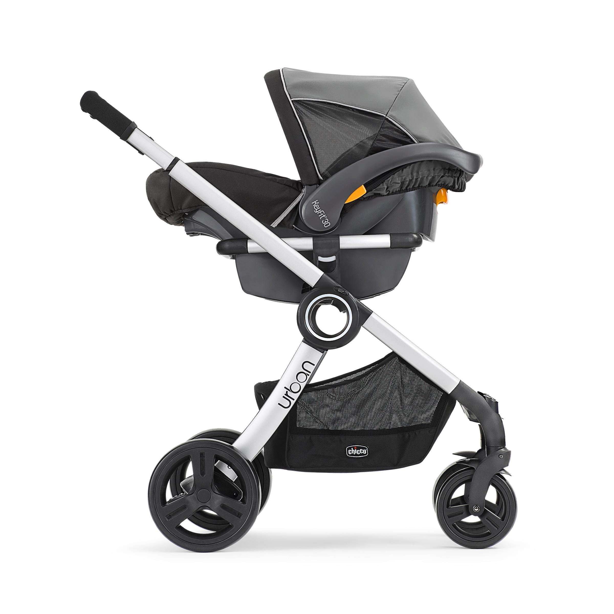 Chicco 6-in-1 Urban Baby Toddler KeyFit Stroller Infant ...
