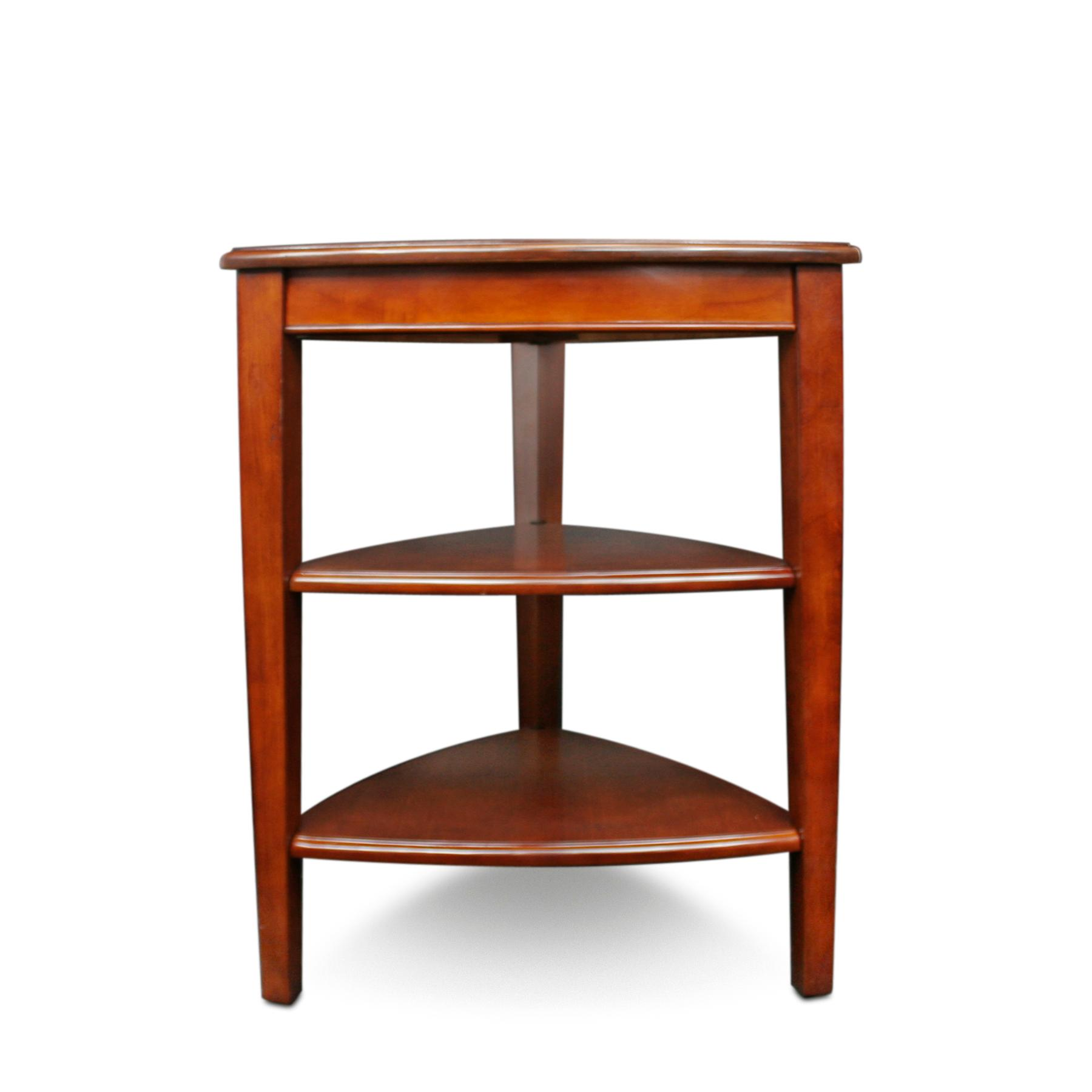 Side tables end tables living room furniture - Corner tables for living room online ...