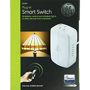 Ge12722 Z Wave Wireless Lighting Control On Off Switch