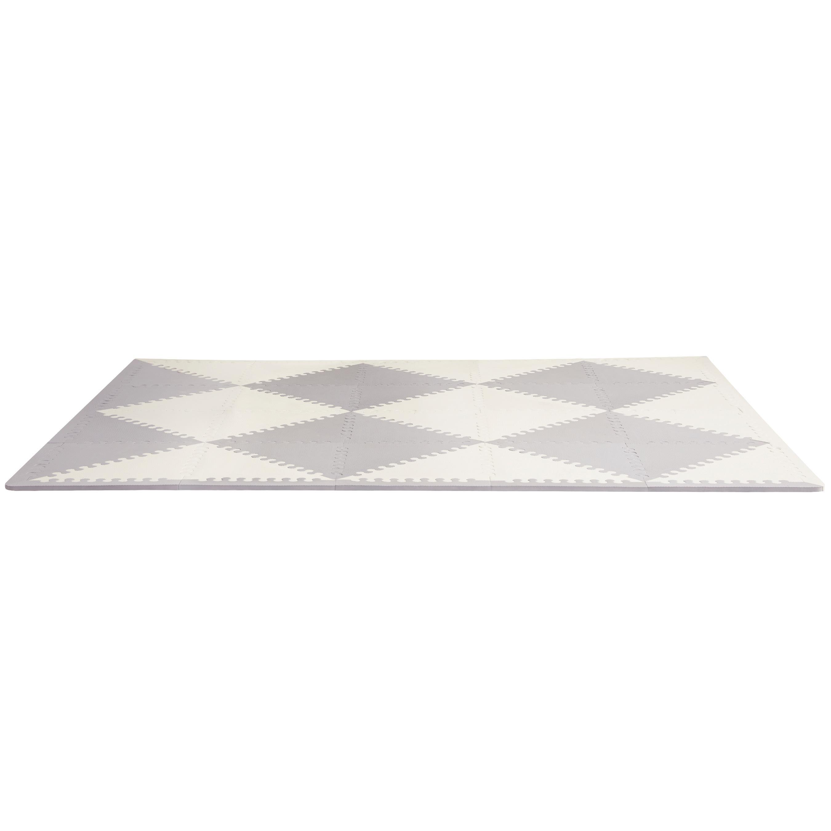Amazon Com Skip Hop Geo Playspot Foam Floor Tiles
