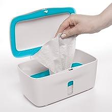 Amazon Com Oxo Tot Perfectpull Tm Wipes Dispenser With