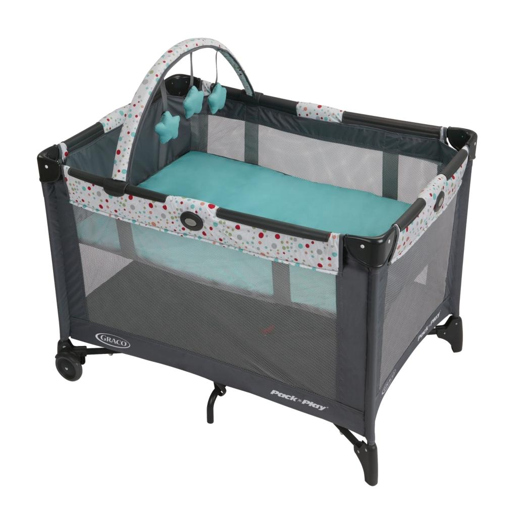 Amazon.com : Graco Pack N Play Playard with Bassinet ...
