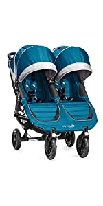 Amazon Com Baby Jogger City Mini Double Stroller