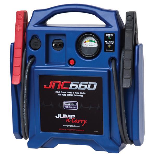 Jump N Carry Jnc660 >> Jump N Carry JNC660 1700 Peak AMP 12 Volt Jump Starter Battery Pack 425 Ccamps | eBay