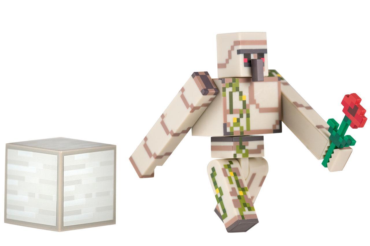 Amazon Com Minecraft Diamond Steve Action Figure Toys