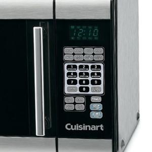 Amazon Com Cuisinart Cmw 100 1 Cubic Foot Stainless Steel