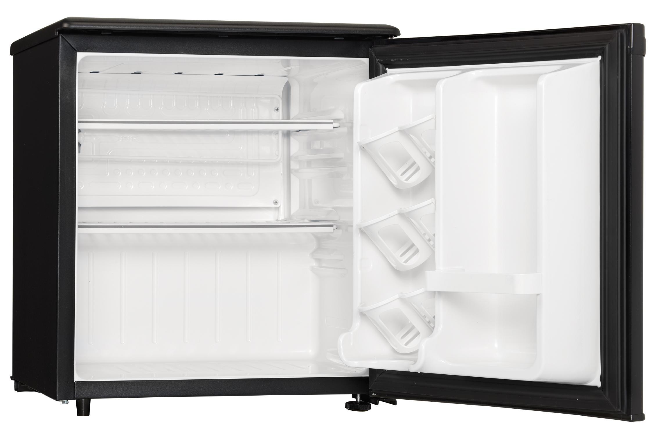 Compact Fridge For Dorm: NEW Danby 1 Dar017a2bdd Refrigerator Black Compact All Cu