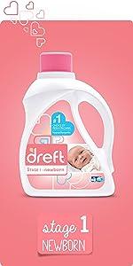 Amazon Com Dreft Baby Liquid Laundry Detergent 32 Loads