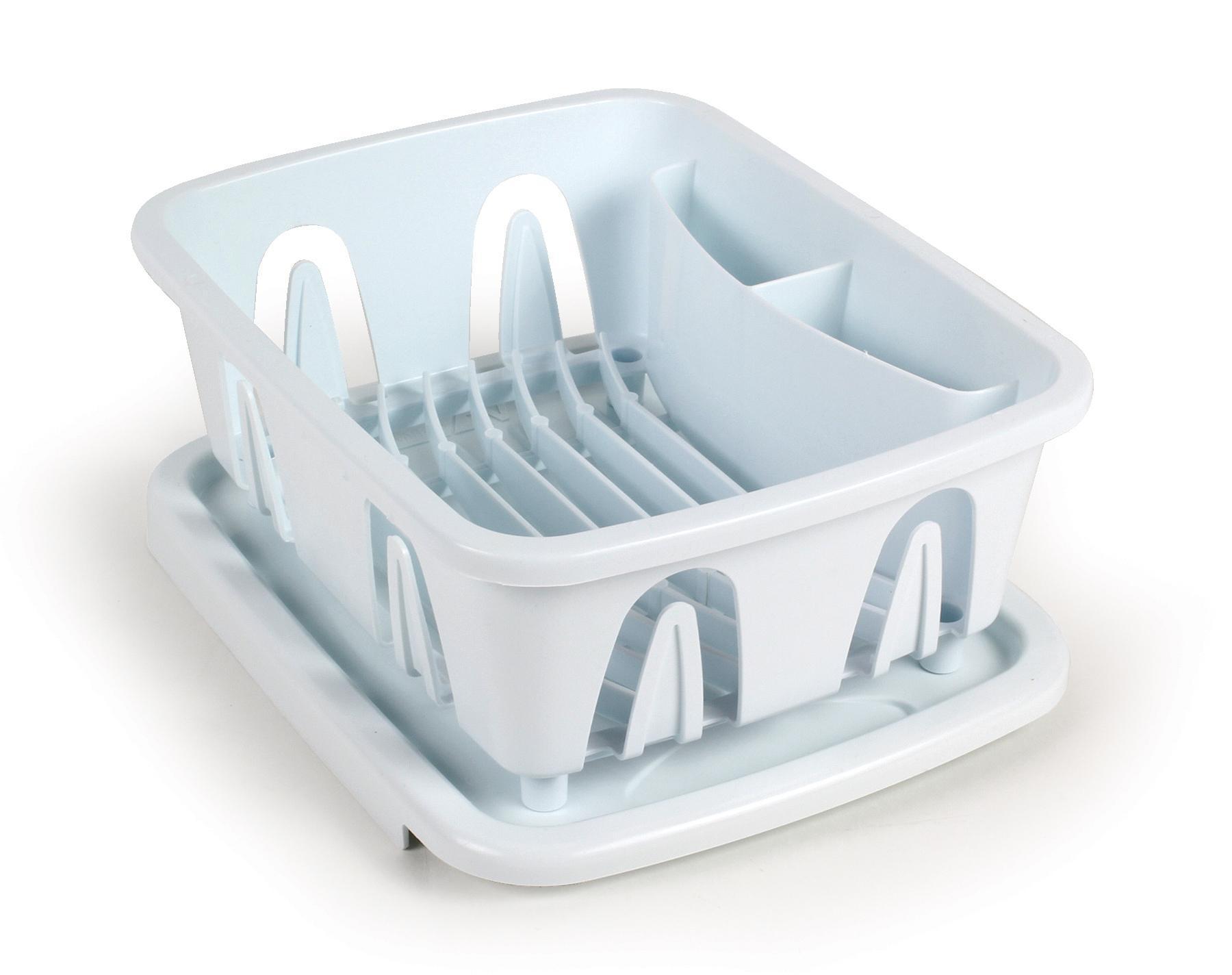 dish tray mini drainer lid sinks storage counters dry kitchen dessert cat bowl ebay. Black Bedroom Furniture Sets. Home Design Ideas
