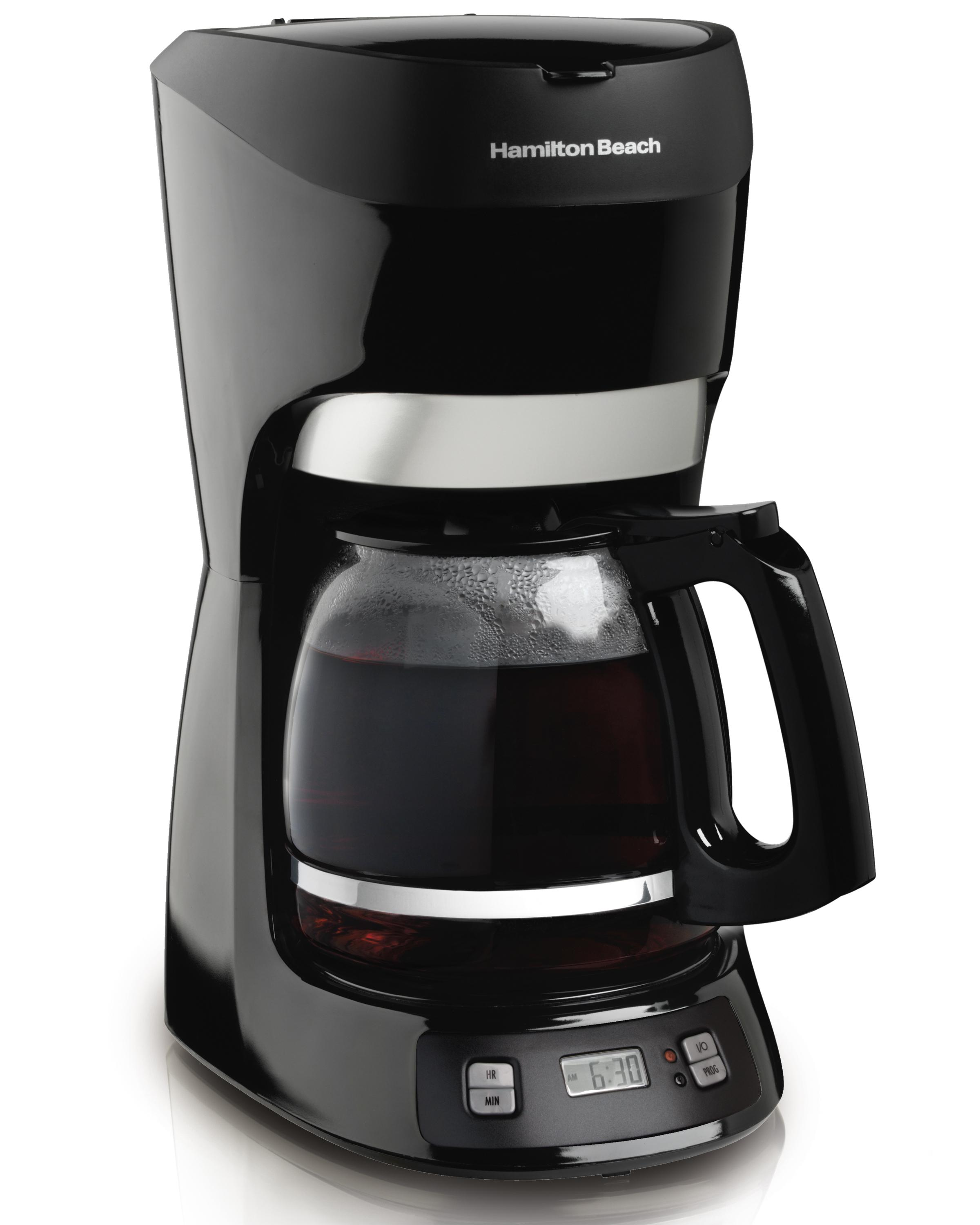 Amazon Com Hamilton Beach 12 Cup Coffee Maker With