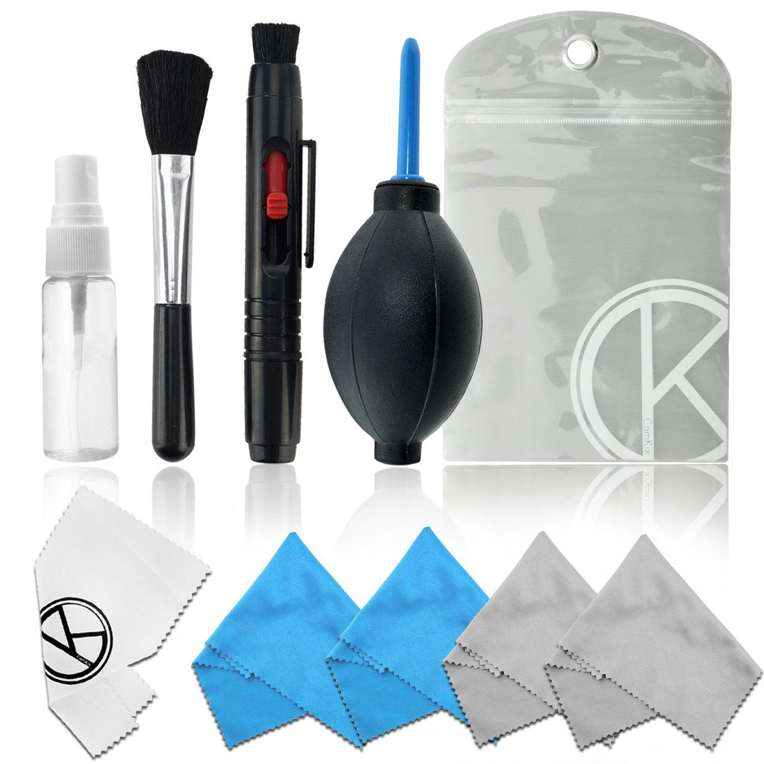 Amazon.com : Professional Camera Cleaning Kit for DSLR