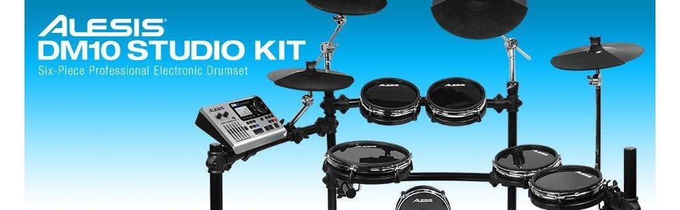 alesis dm10 studio kit sixpiece professional electronic d
