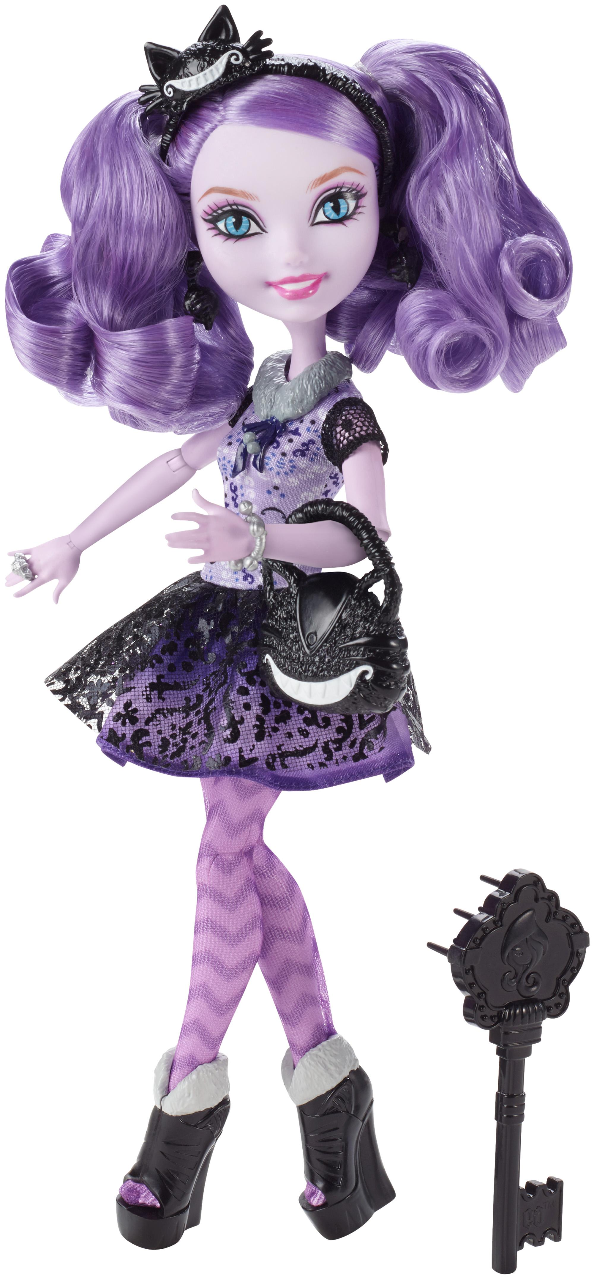 Amazon.com: Ever After High Kitty Cheshire Doll: Toys & Games