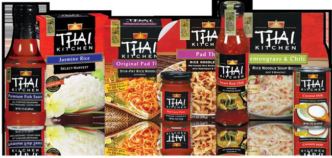 Amazon.com : Thai Kitchen Thin Rice Noodles, 8.8-Ounce