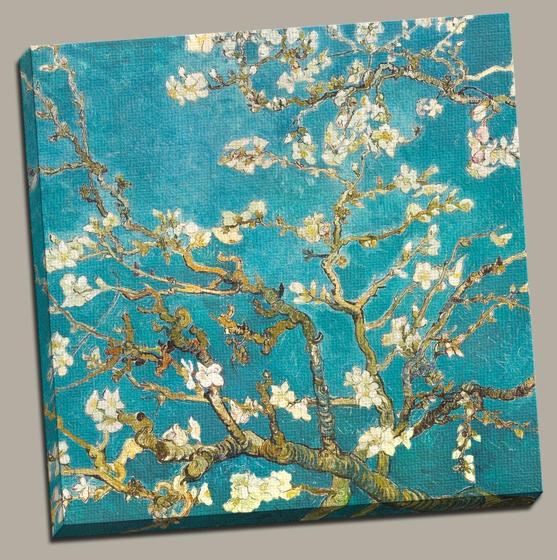 Vincent van gogh;painting;print;canvas;wall art;green