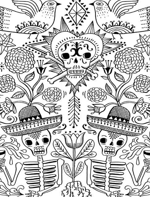 design originals coloring pages - photo #4
