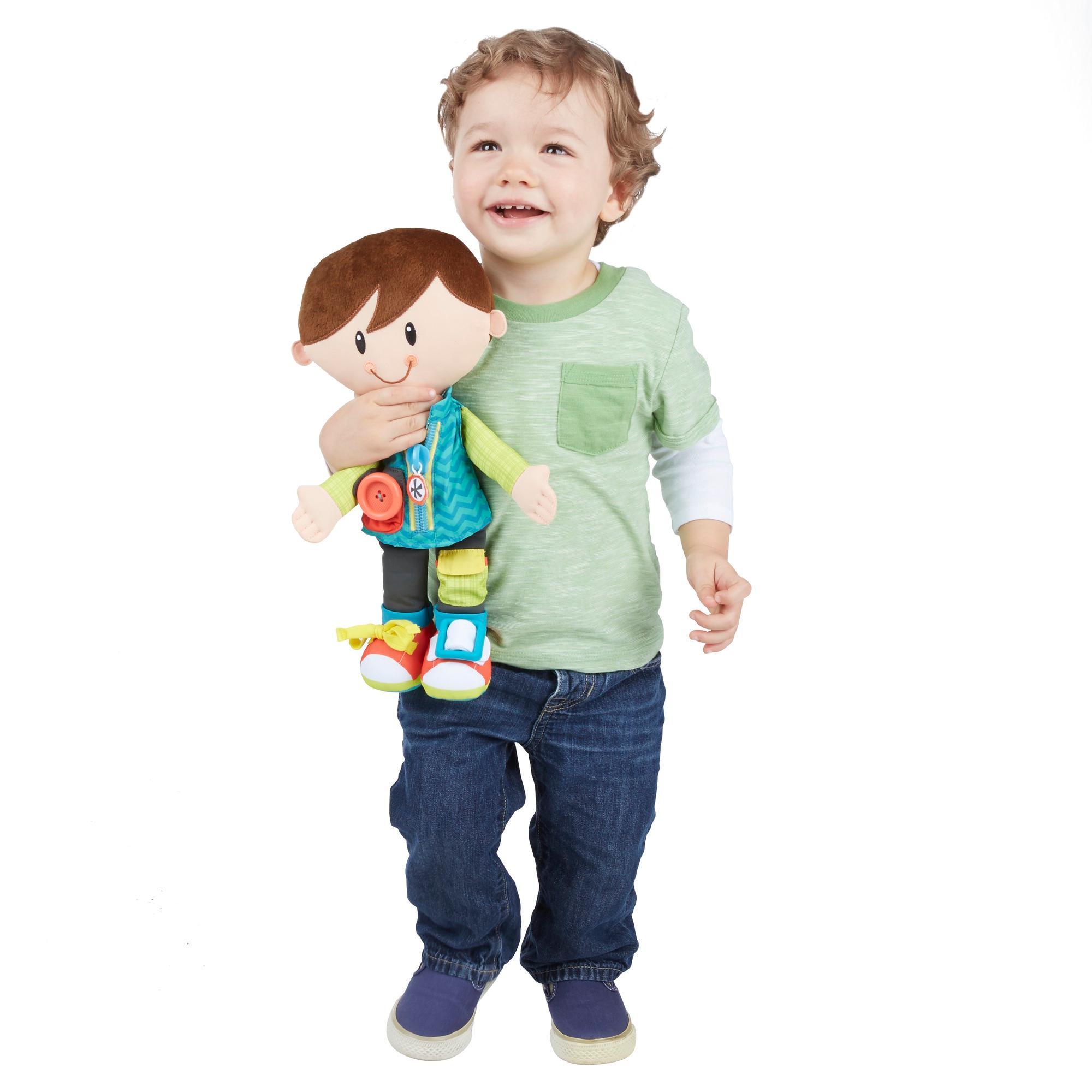 Amazon.com: Playskool Dressy Kids Boy: Toys & Games
