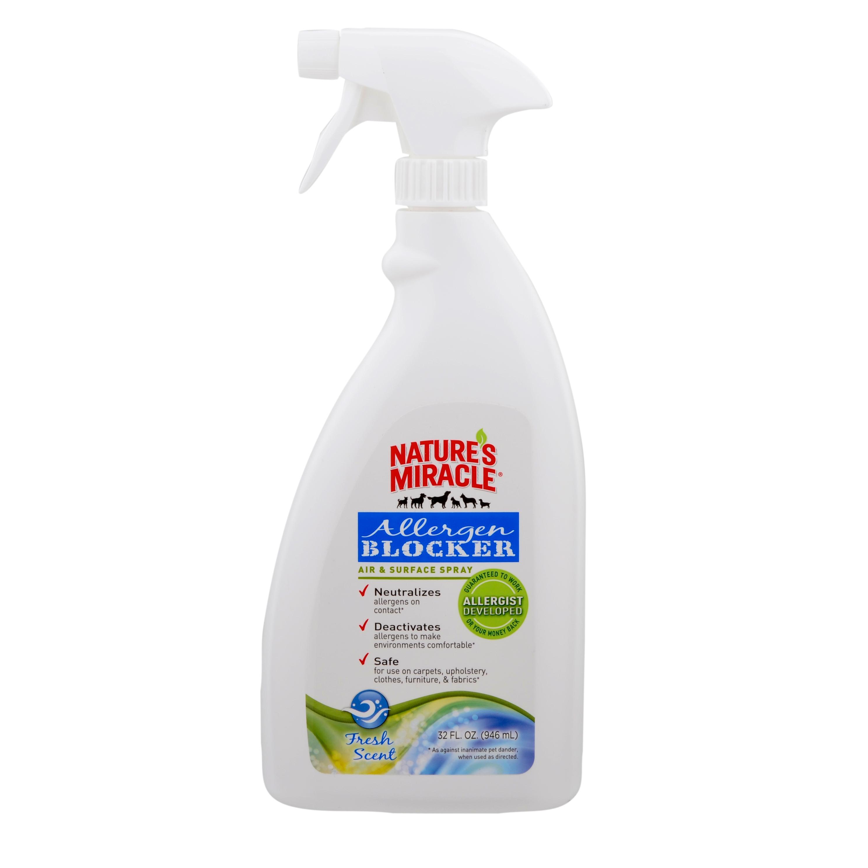Nature S Miracle Allergen Blocker Review