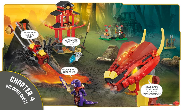 LEGO NINJAGO: Build Your Own Adventure: DK: 9781465435903 ...