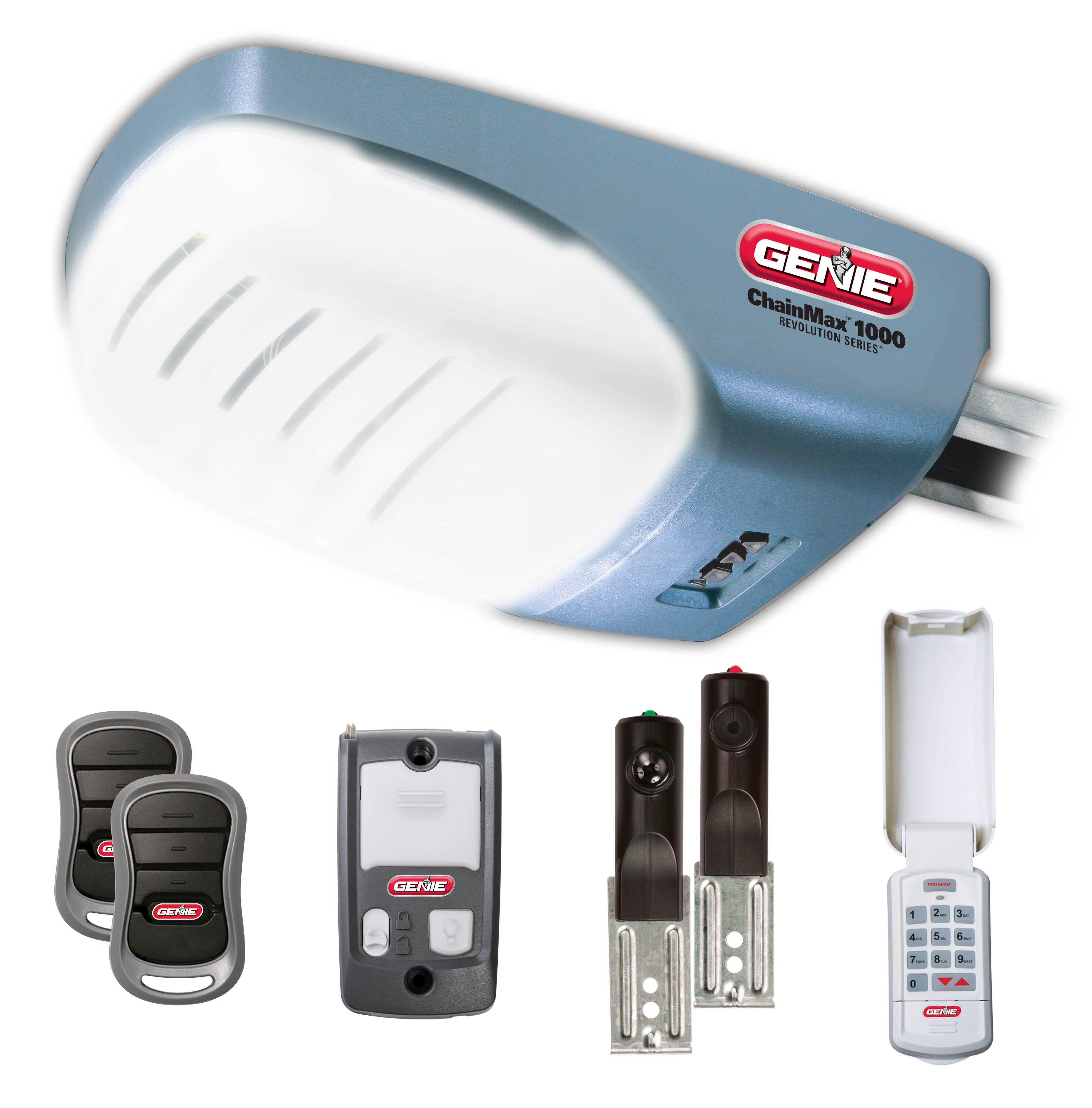 Genie 3022 Tkh Chainmax 1000 With Intellicode Access