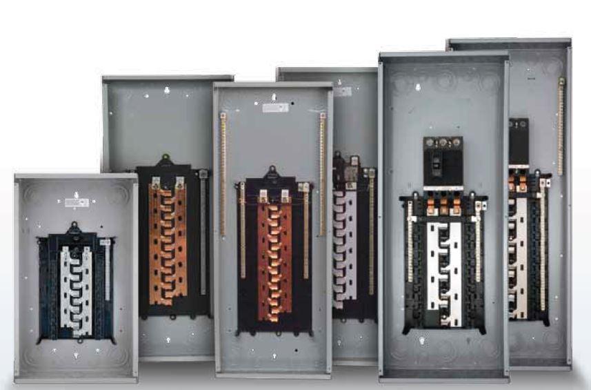 Square D Circuit Breaker Panel Wiring Diagram