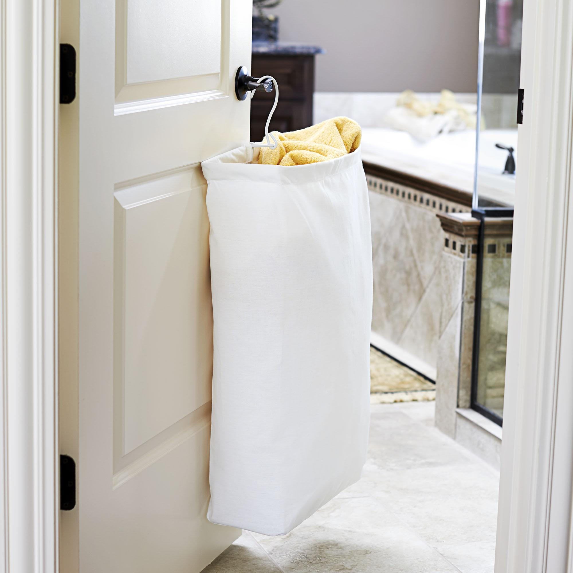 Amazon Com Household Essentials Hanging Cotton Canvas
