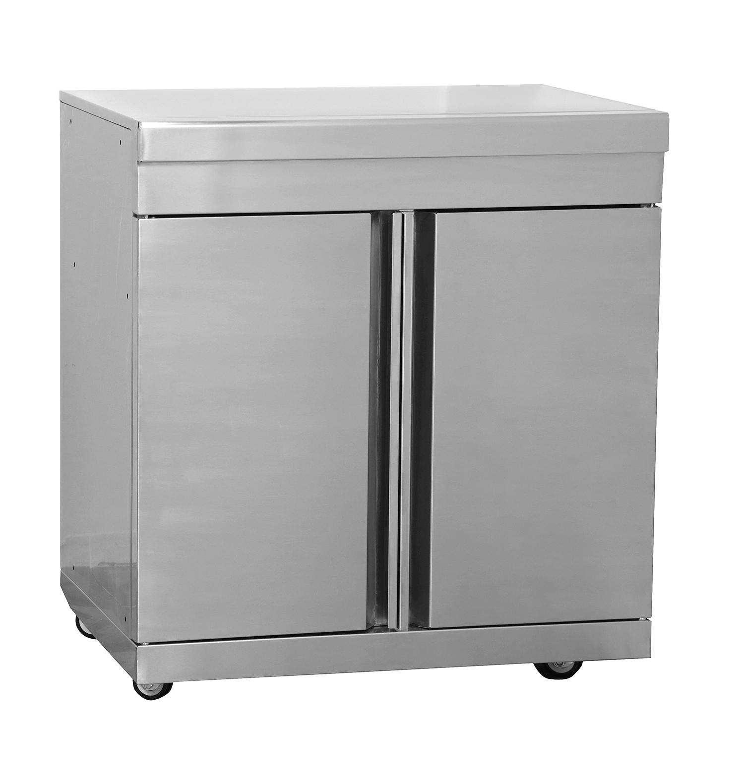 Grill Cabinet