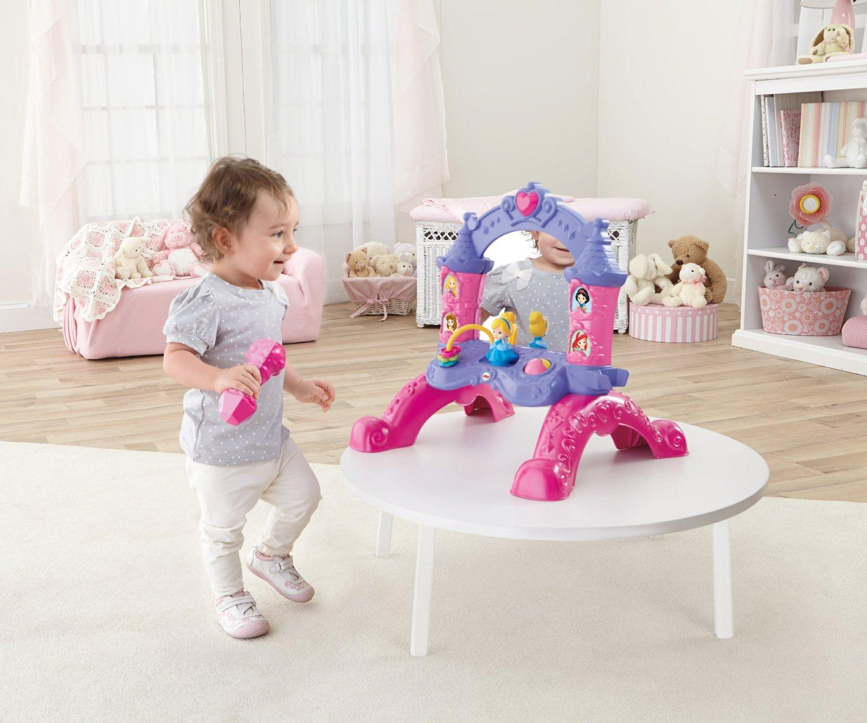Amazon Com Fisher Price Disney Princess Musical Princess