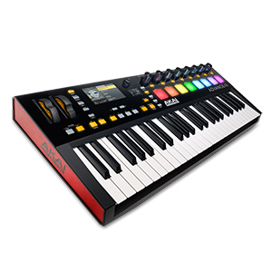 akai professional advance 49 49 key virtual instrument production controller. Black Bedroom Furniture Sets. Home Design Ideas