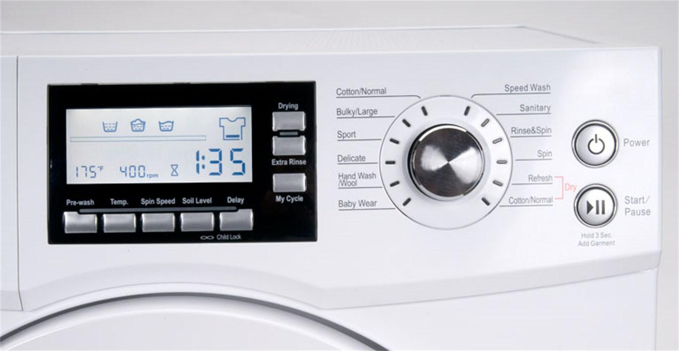 Amazon.com: Dometic WDCVLW White Ventless Washer Dryer