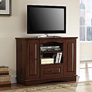 Amazon Com Walker Edison 42 Inch Bedroom Tv Console With