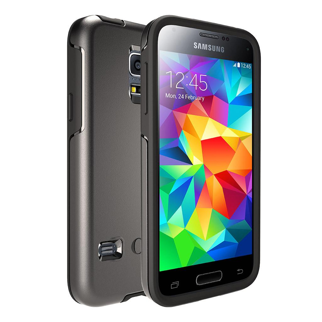 new in box otterbox symmetry case for samsung galaxy s5. Black Bedroom Furniture Sets. Home Design Ideas