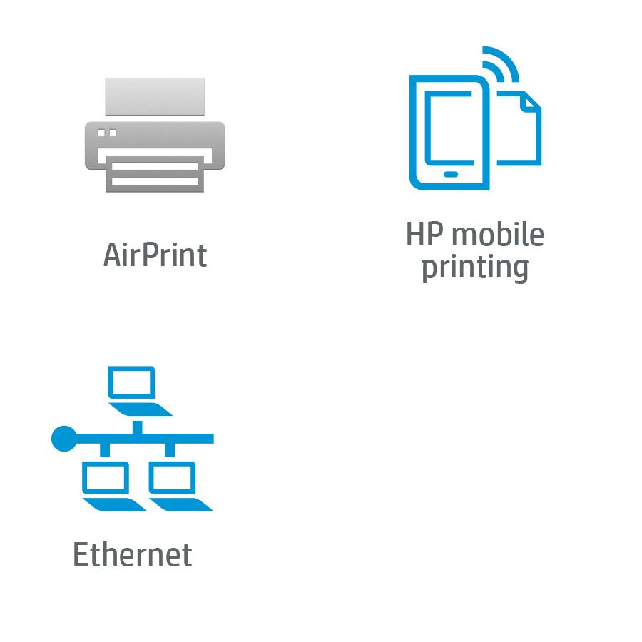 Hp Mfp M521dn Monochrome Laserjet Pro Printer Eprint