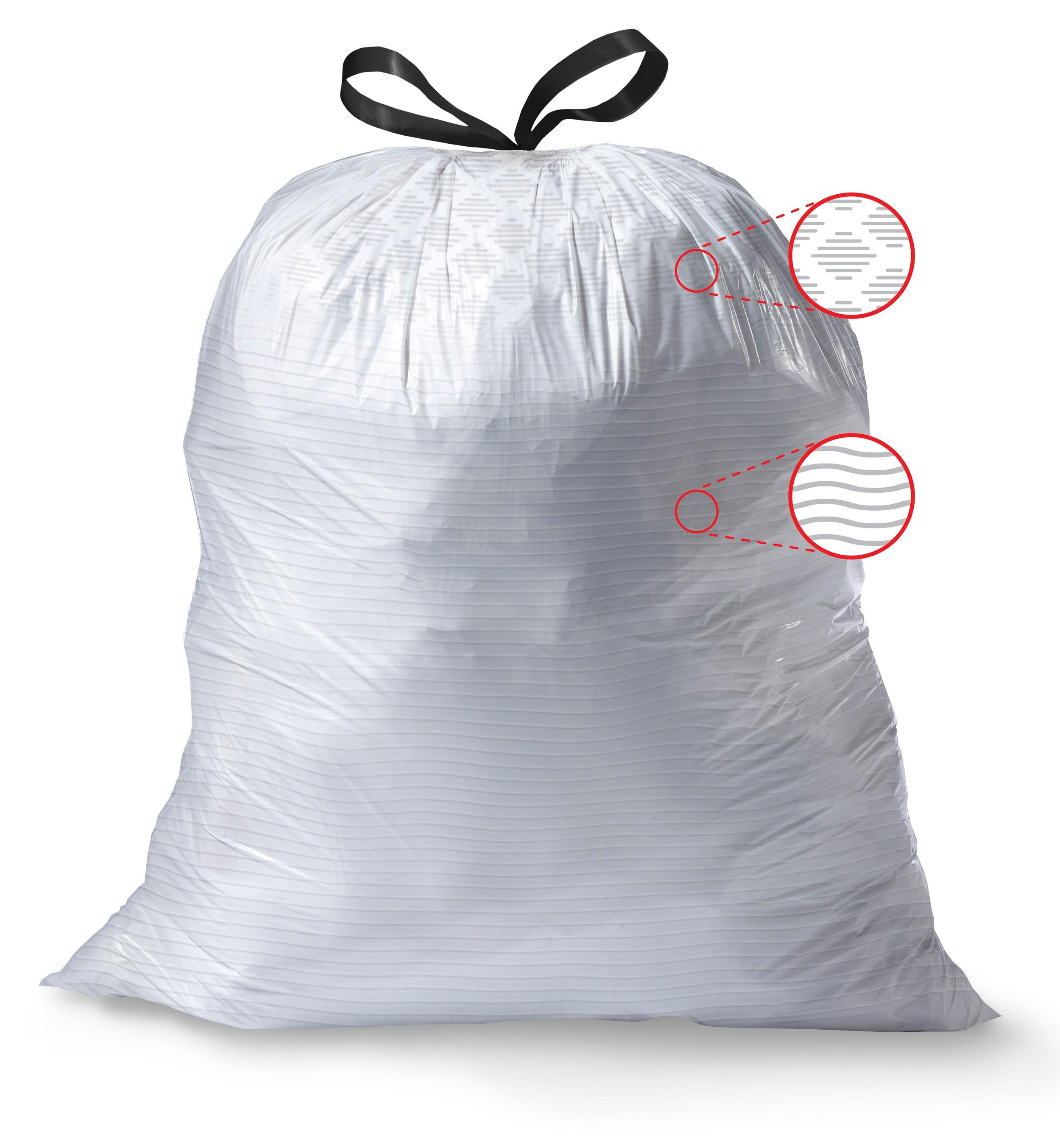 Kitchen Garbage Bags: Glad Odorshield Fresh Clean Tall Kitchen Trash Garbage