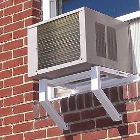 Air Condition Top Shelf Hung Window Mounting Bracket
