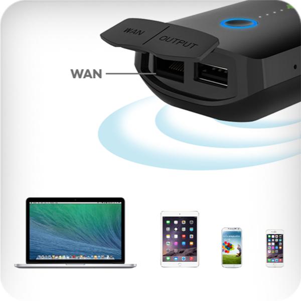 Companion Xl Reconditionné: Amazon.com: RAVPower FileHub Plus, Versatile Wireless