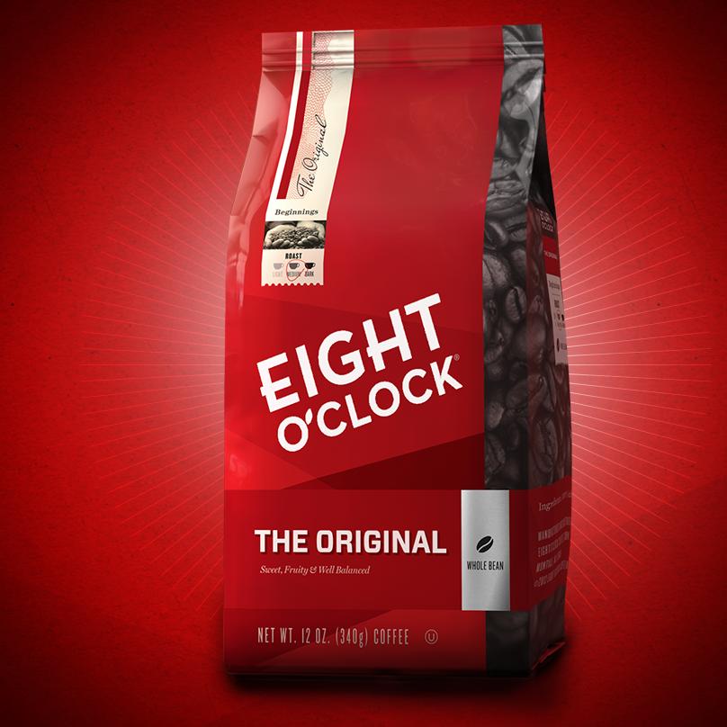 Amazon Com Eight O Clock Coffee Original Whole Bean 42