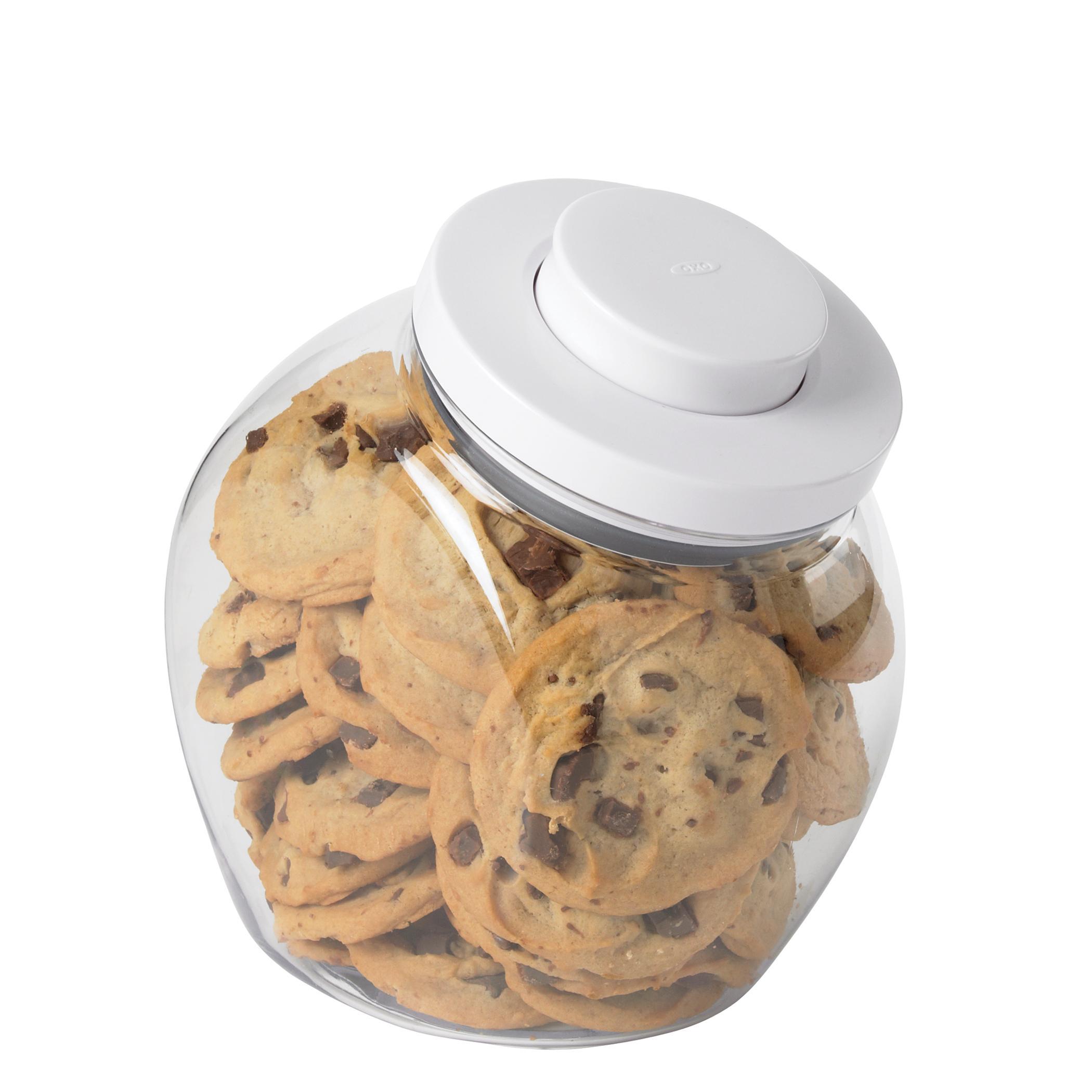 Amazon Com Oxo Good Grips Pop Large Jar Food Savers
