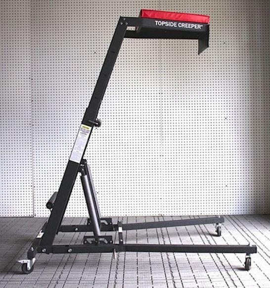 Amazon.com: Traxion 3-100 Foldable Topside Creeper: Automotive