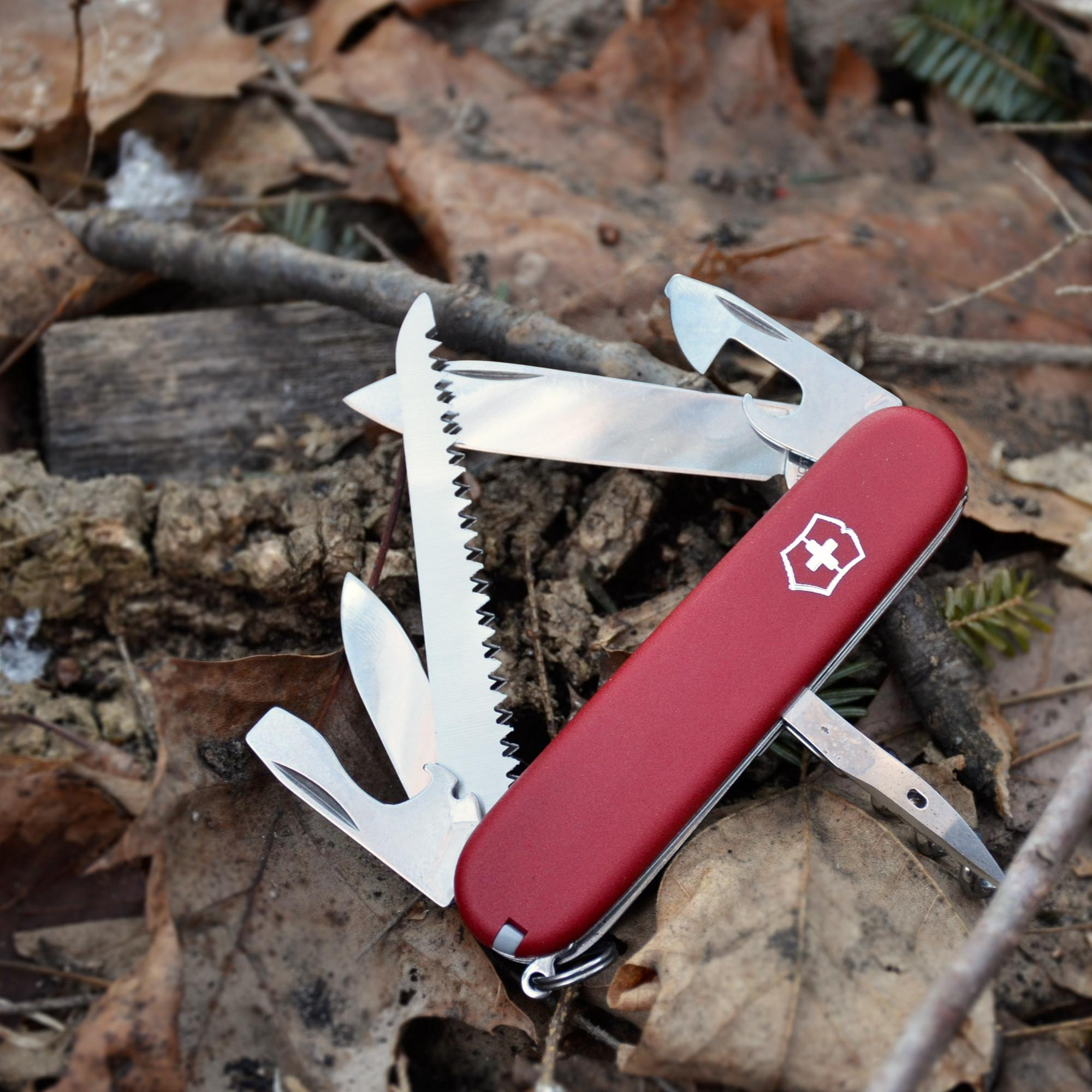 Huntsman Ii 54993 Swiss Army Knife Victorinox Swiss