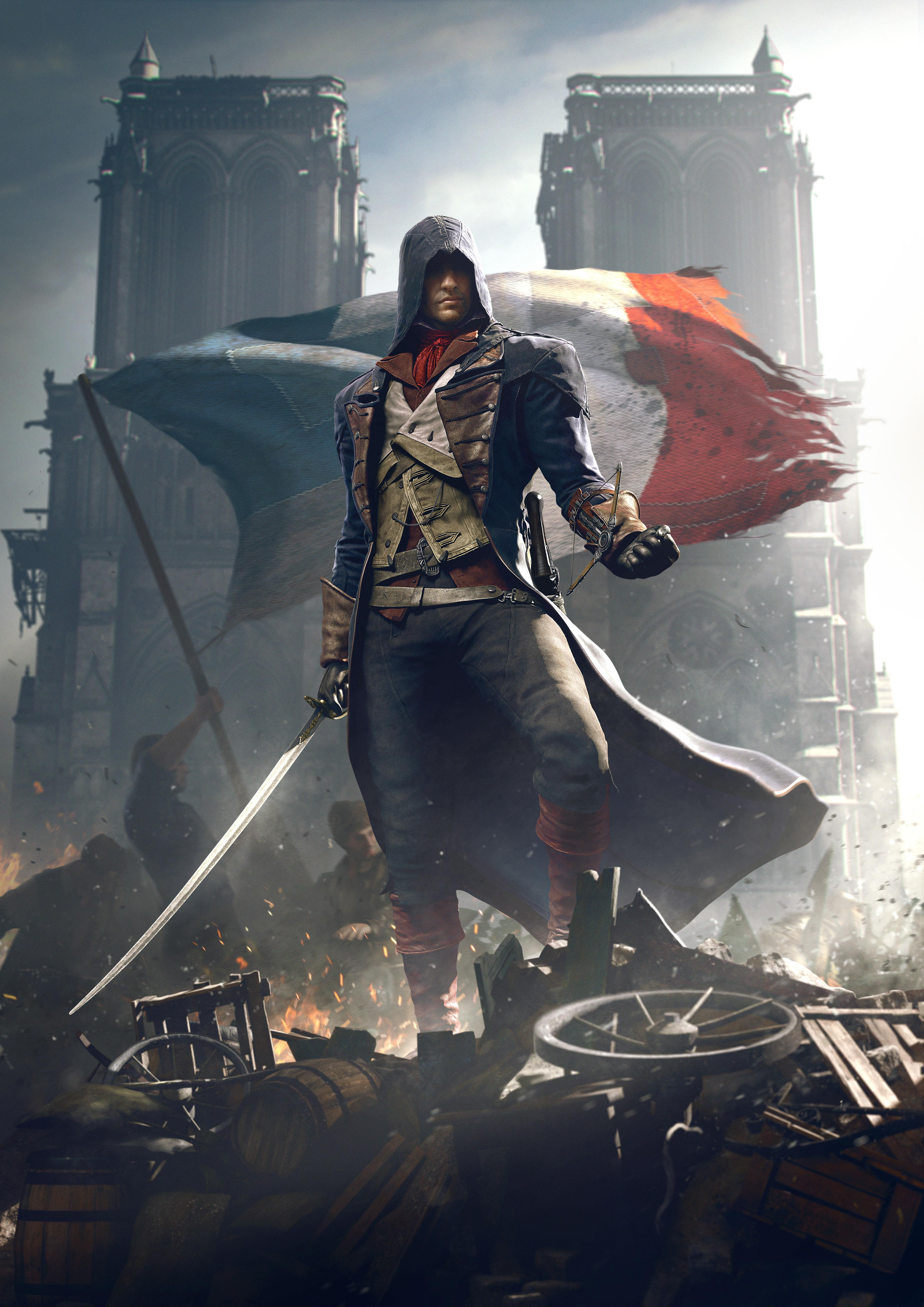 How do I start a new game in Assassin's Creed: Unity? - Arqade