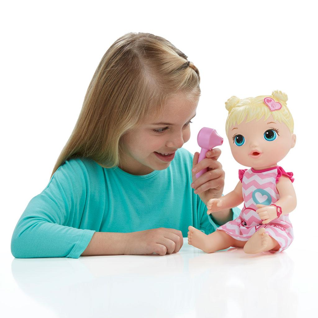 Amazon Com Baby Alive Better Now Bailey Blonde Toys Amp Games