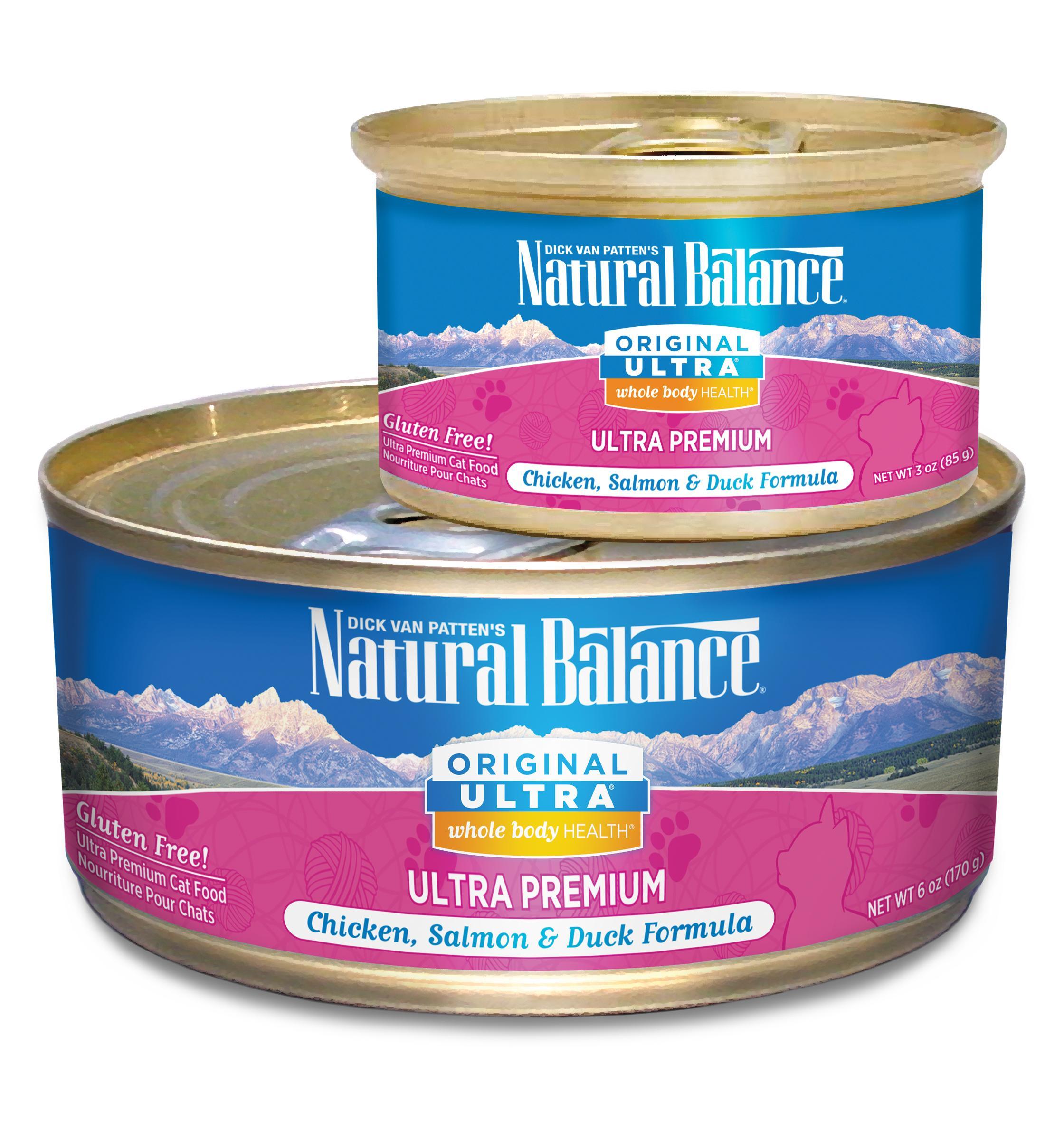 Wellness Cat Food Vs Natural Balance