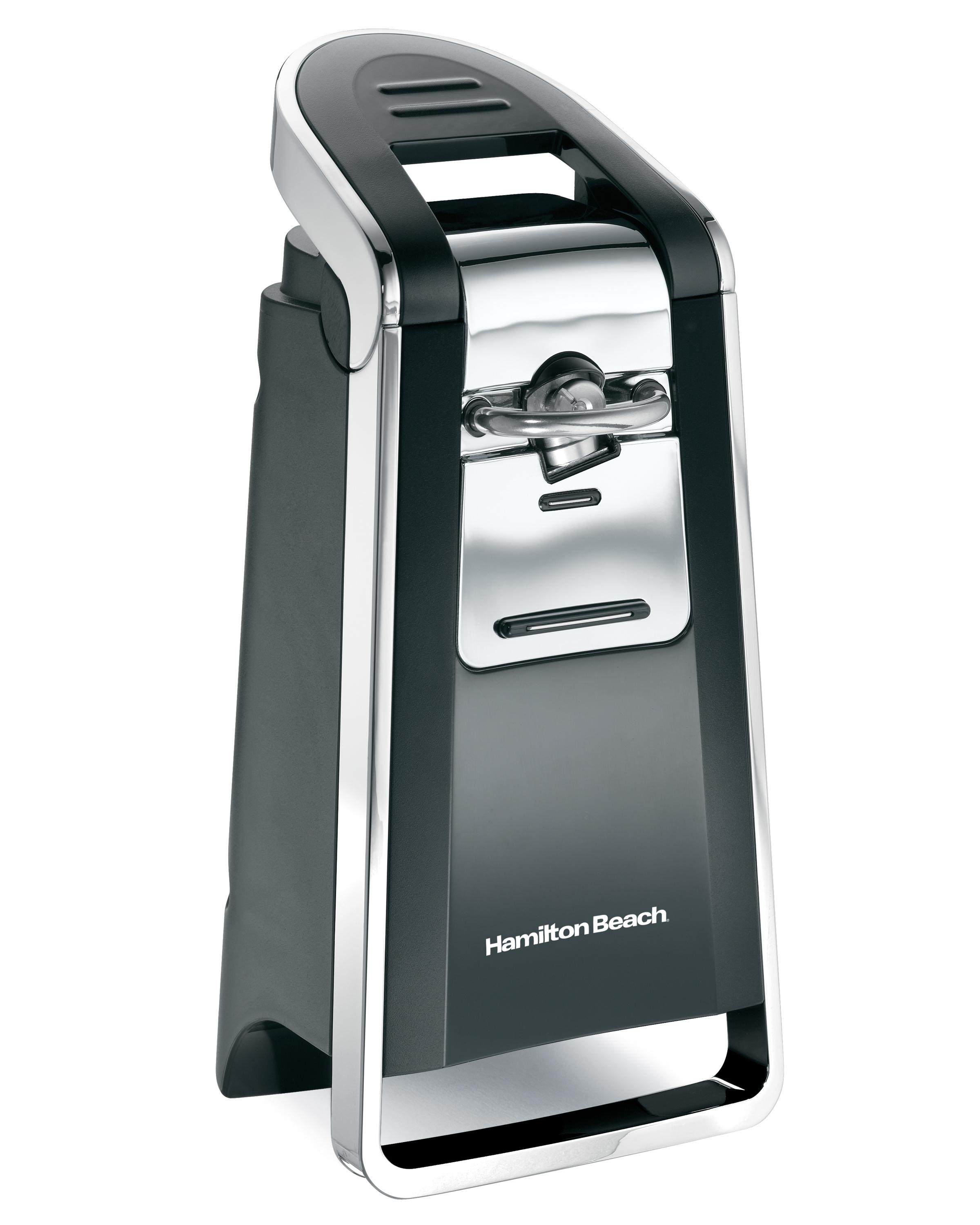 Can I Take Microwave Oven In International Flight: Amazon.com: Hamilton Beach 76606ZA Smooth Touch Can Opener
