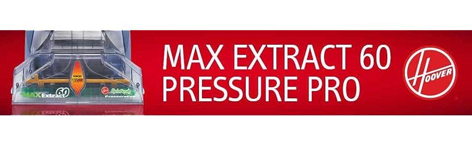 Amazon Com Hoover Max Extract 60 Pressure Pro Carpet