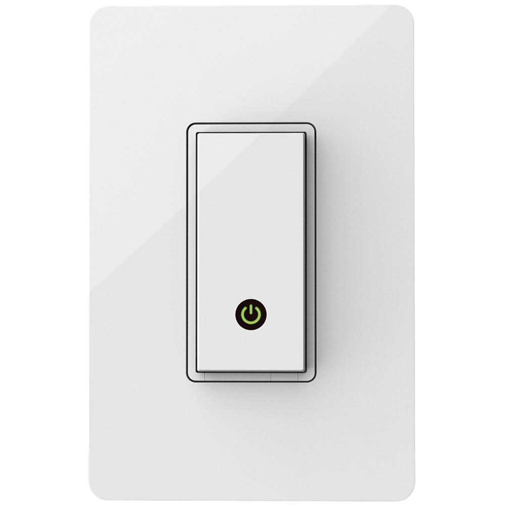 Wemo wi fi enabled light switch works with - Control lights with smartphone ...