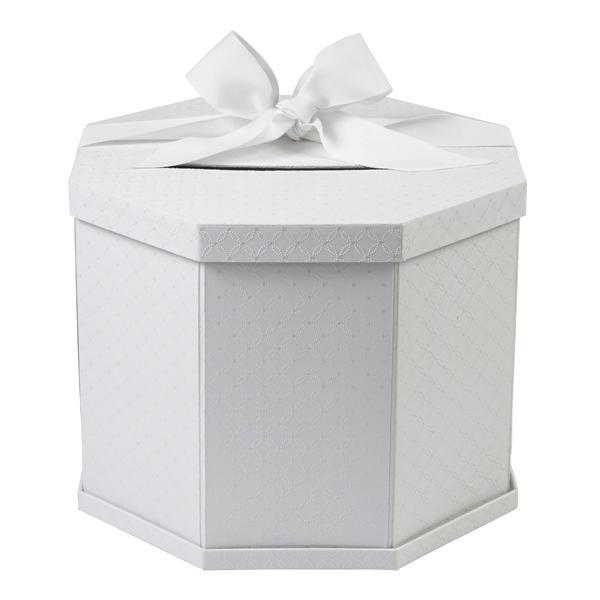 Amazon Wedding Gift Ideas: Amazon.com: Martha Stewart Gift Card Box, White Eyelet