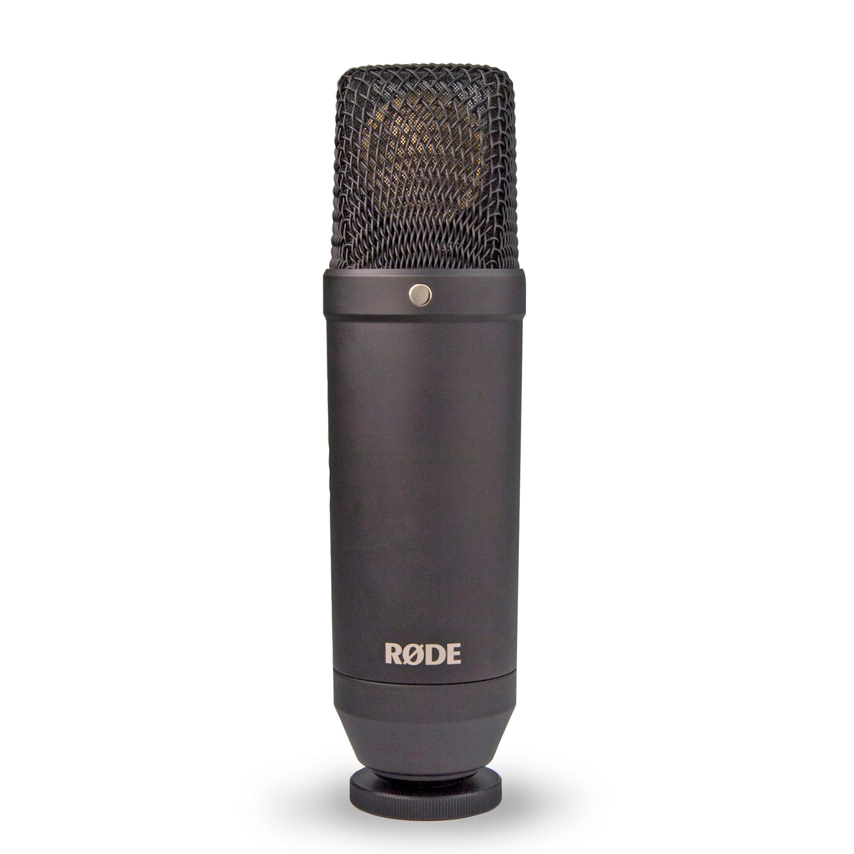 Amazon.com: Rode NT1KIT Condenser Microphone Cardioid ...